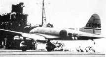 Navy Type 99 of Aichi D3A Val