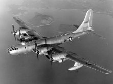 B-29 Superfortress the first strategic bomber
