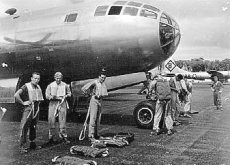 B-29 Superfortress became the 'big stick' of the final campaign of World War II