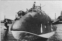 The BV 222 as a submarine support