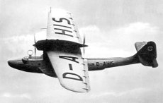 Dornier Do 18 early wartime search and rescue