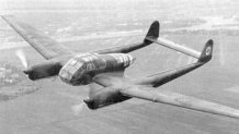 Focke Wulf Fw 189 UHU three seat tactical reconnaissance and army co-operation aircraft