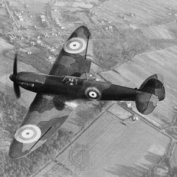 Instant recognition of the Supermarine Spitfire