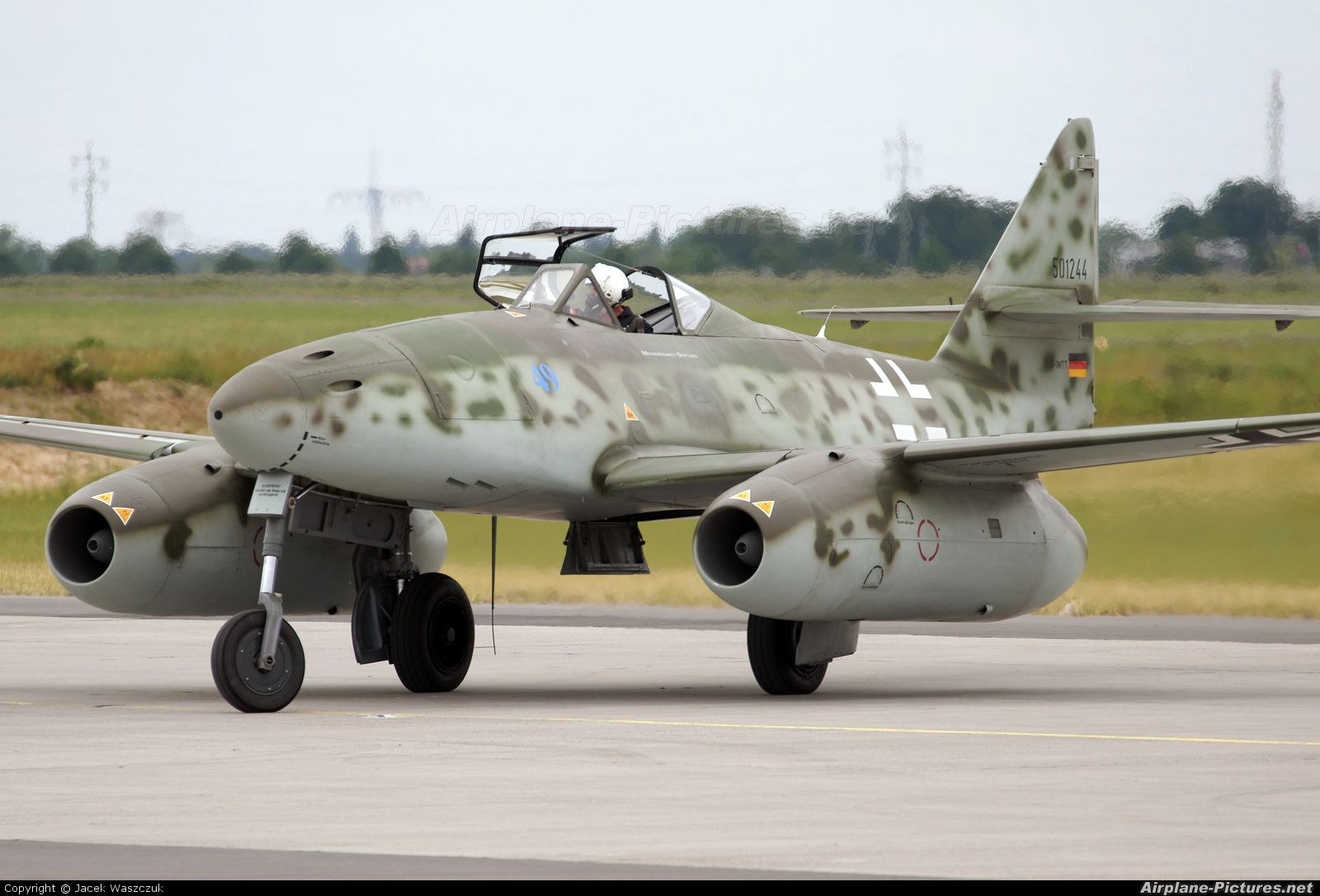 メッサーシュミット Me262の画像 p1_25